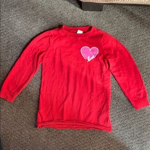 Gap Baby Red Sweater